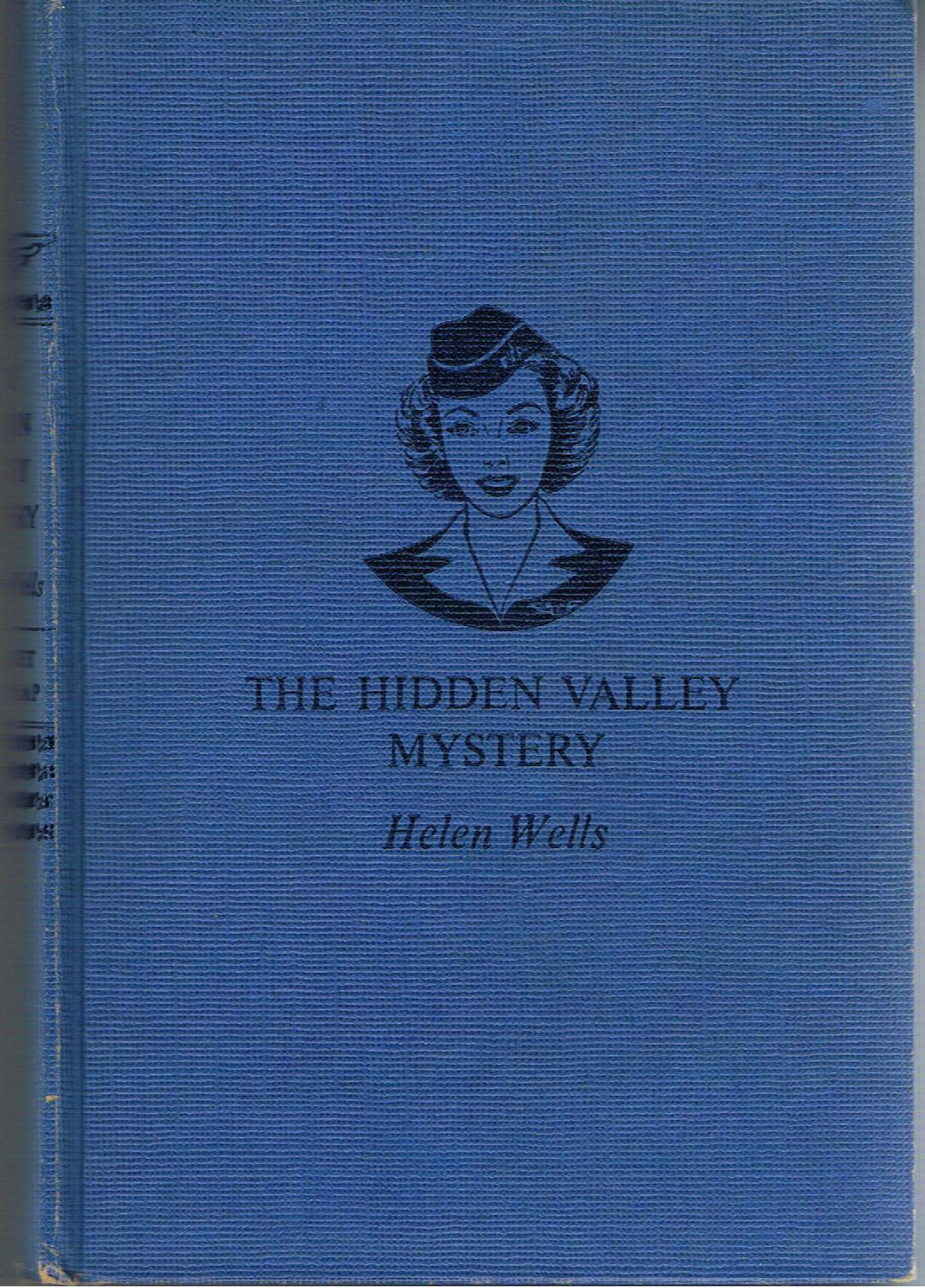 Image for The Hidden Valley Mystery The Vicki Barr Air Stewardess Series