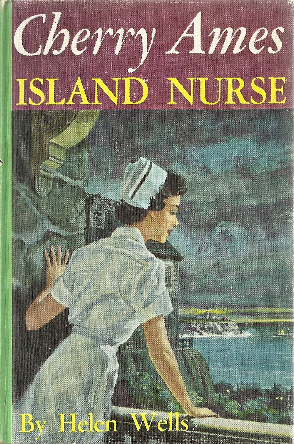 Image for Cherry Ames, Island Nurse (Cherry Ames nurse stories)