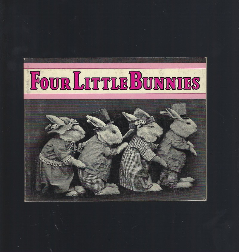 Image for Four Little Bunnies Vintage Photos by Harry Whittier Frees