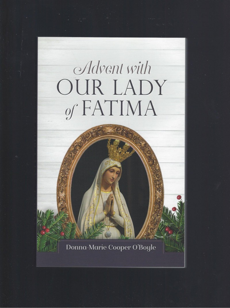 Image for Advent with Our Lady of Fatima