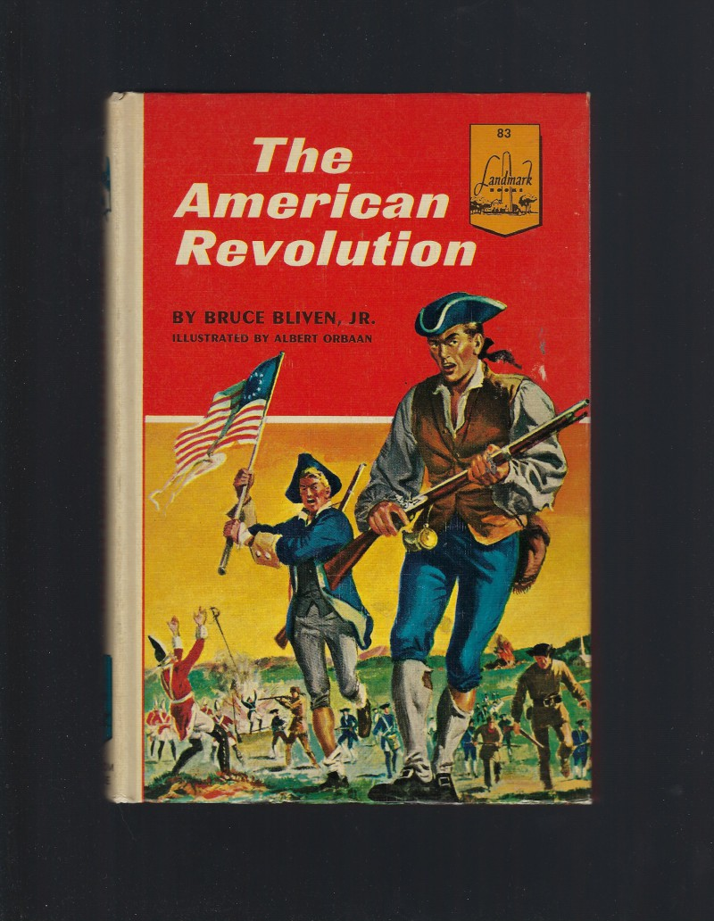 Image for The American Revolution #83 Landmark HB/PC Very Nice!