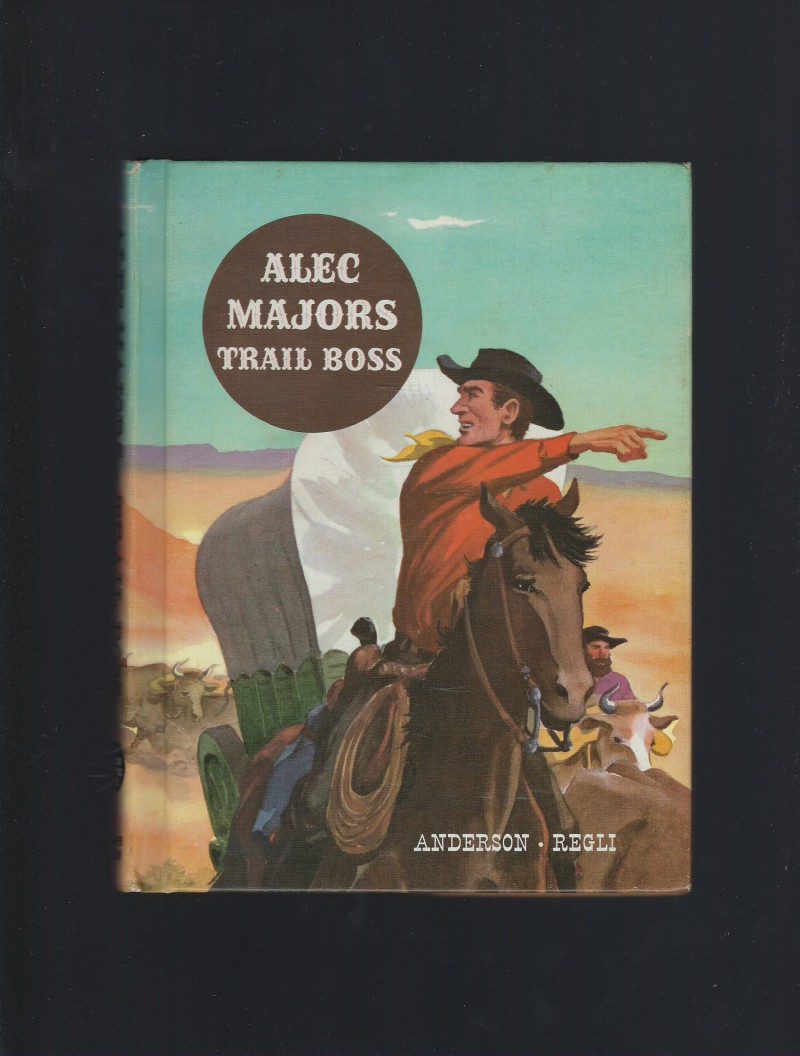 Image for Alec Majors Trail Boss (American Adventure Series) 1963