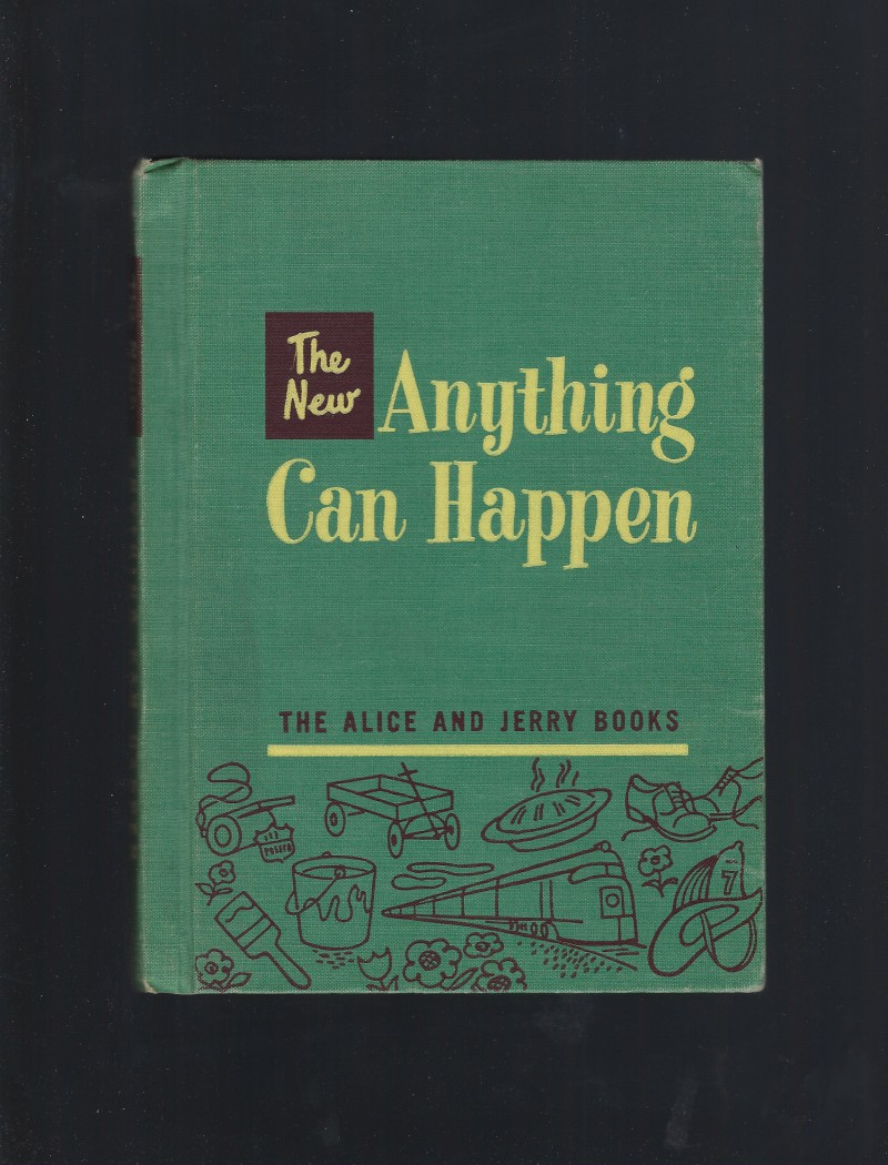 Image for The New Anything Can Happen Alice and Jerry Books 1953 Nice!