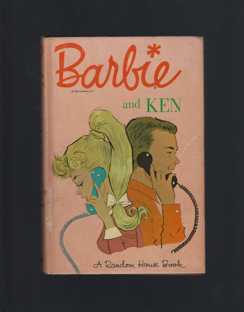 Image for Barbie and Ken (Barbie Book Series) 1963 HB