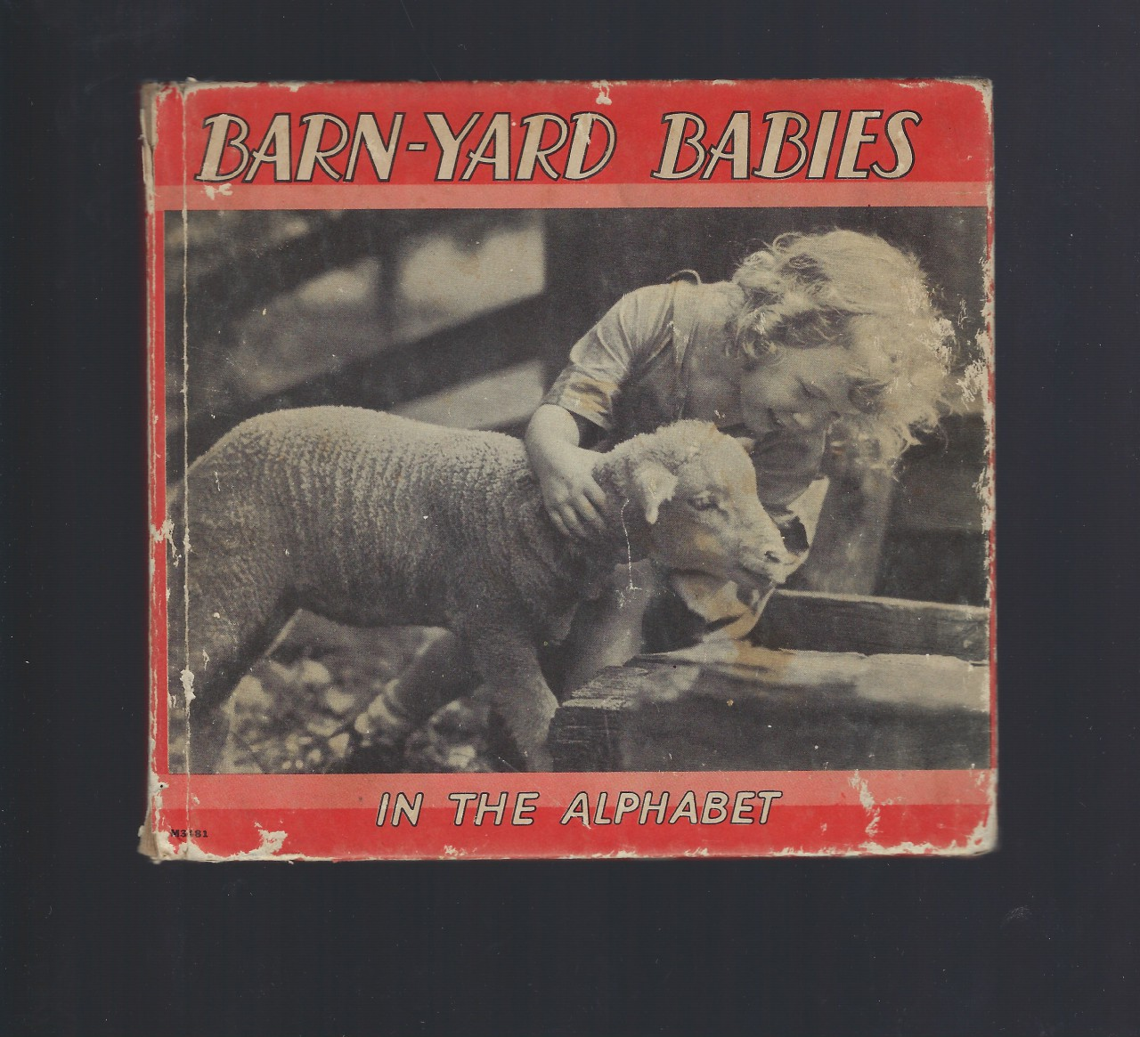 Image for Barn-Yard Babies in the Alphabet Vintage Photographs