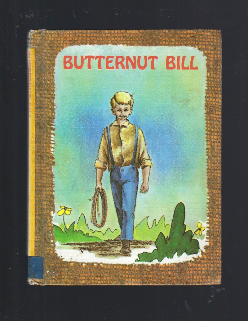 Image for Butternut Bill Benefic Press Reader 1975