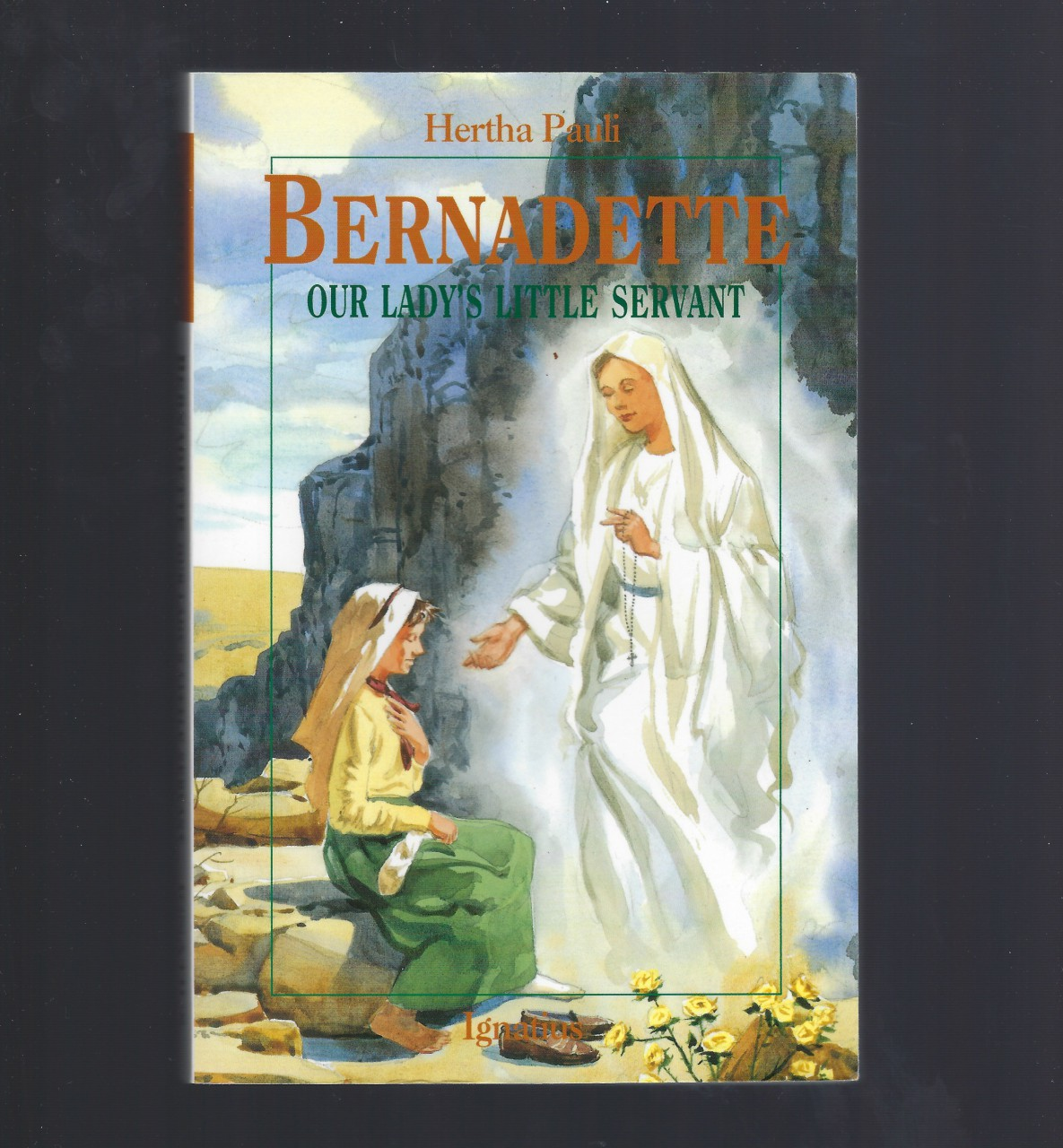 Image for Bernadette Our Lady's Little Servant Vision Books