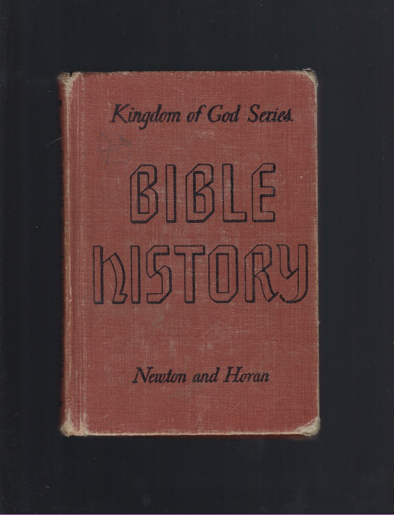 Image for Bible History The Kingdom of God Series 1942