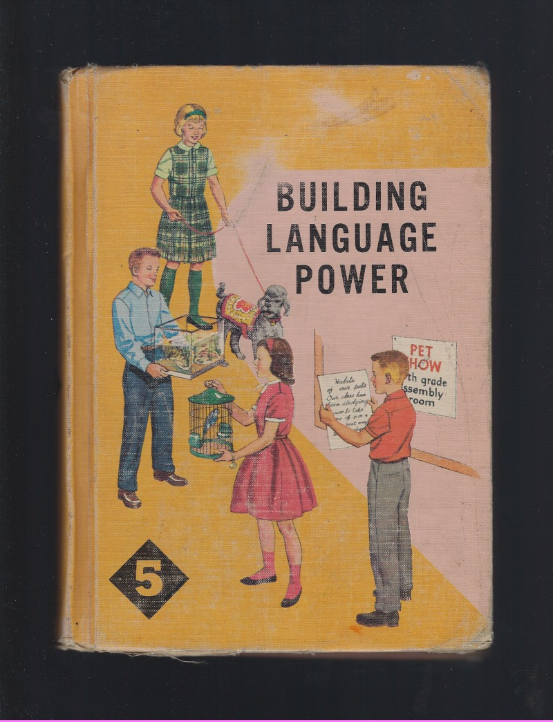 Image for Building Language Power Series #5 Catholic English 1962