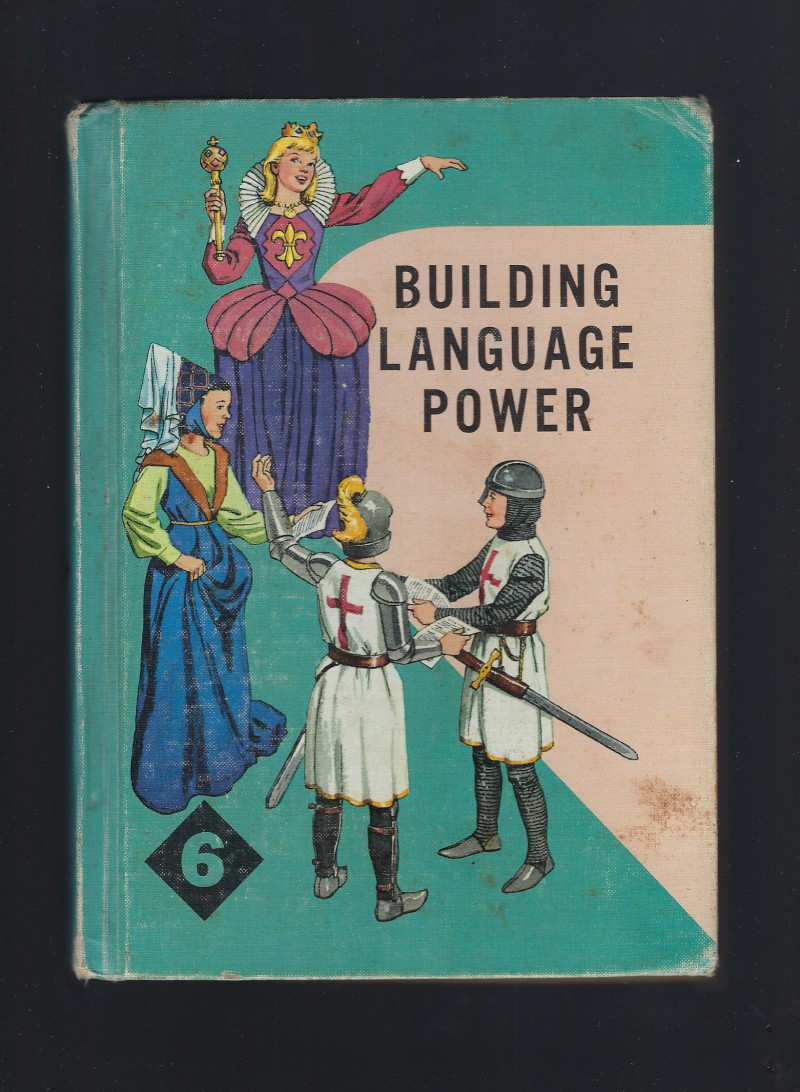 Image for Building Language Power 6 Catholic English Textbook