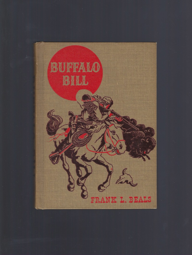 Image for Buffalo Bill (The American Adventure Series) 1943 Excellent Condition!