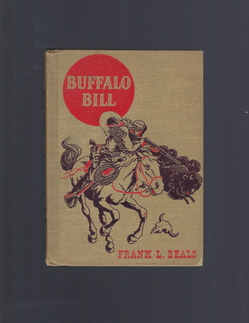 Image for Buffalo Bill (The American Adventure Series) 1943