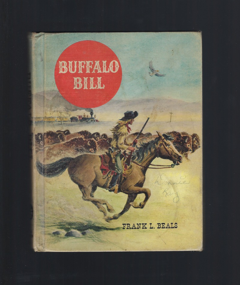 Image for Buffalo Bill The American Adventure Series 1962