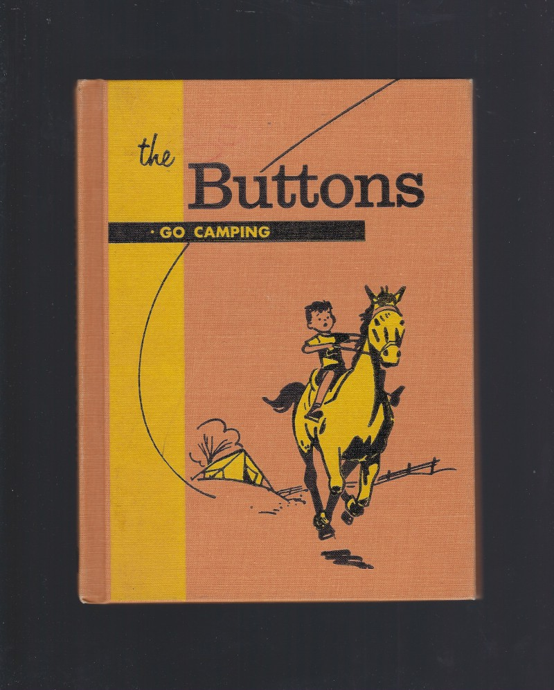 Image for The Buttons Go Camping 1960