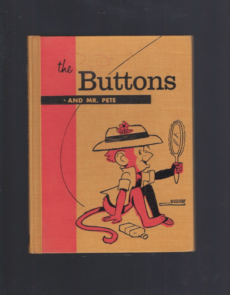 Image for The Buttons and Mr. Pete Reader 1961