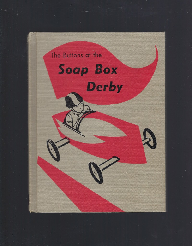 Image for The Buttons at the Soap Box Derby Reader (1957)