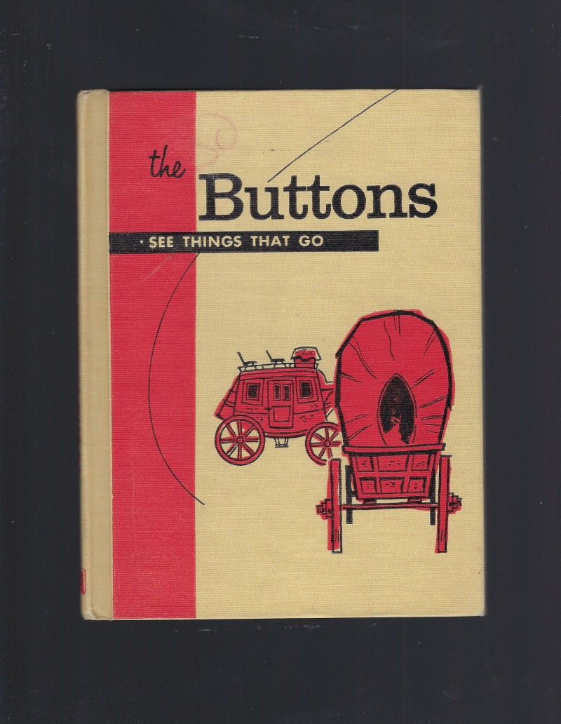 Image for The Buttons See Things That Go 1960