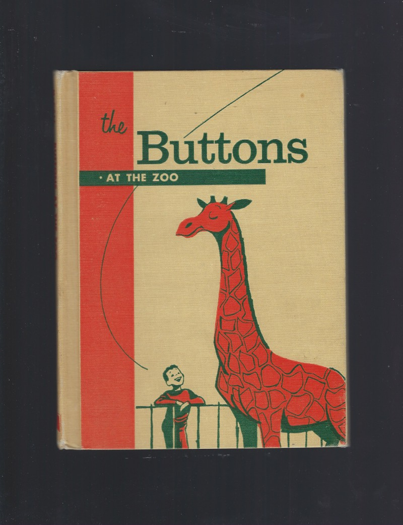 Image for The Buttons at the Zoo 1960