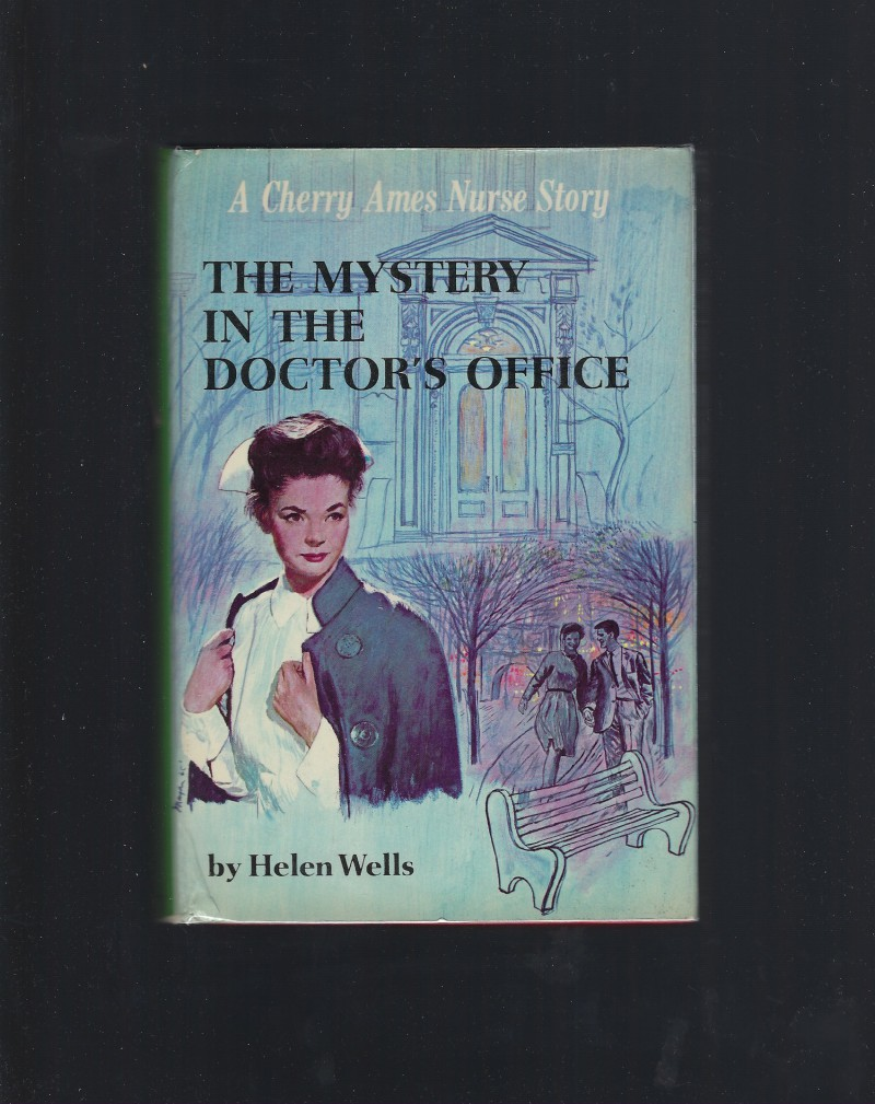 Image for The Mystery in the Doctor's Office Cherry Ames #26 HB/DJ from United Kingdom