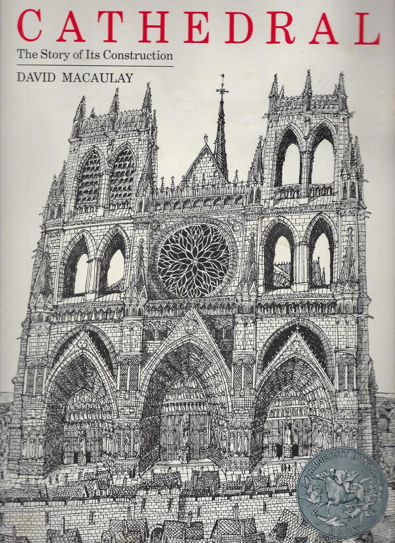 Image for Cathedral: The Story of Its Construction David Macaulay