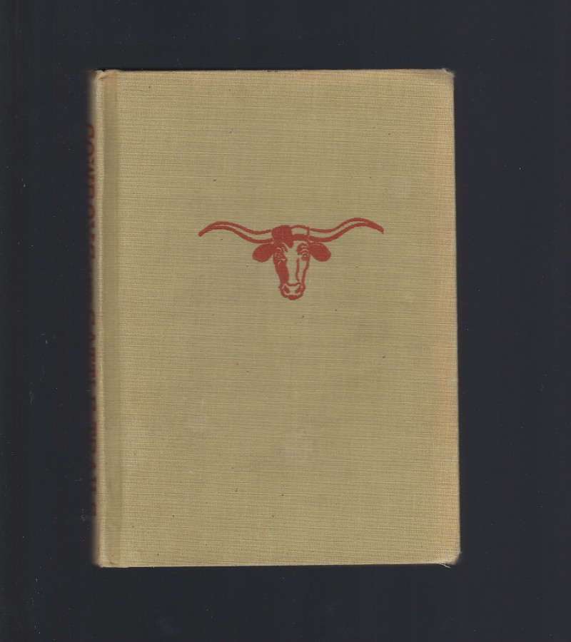 Image for Cowboys and Cattle Trails American Adventure Series Unique Cover 1948