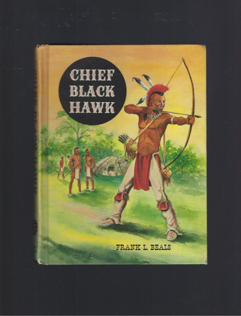 Image for Chief Black Hawk American Adventure Series 1961