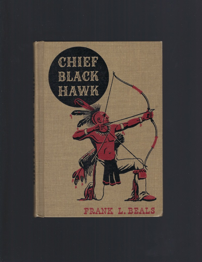 Image for Chief Black Hawk (The American Adventure Series) 1943