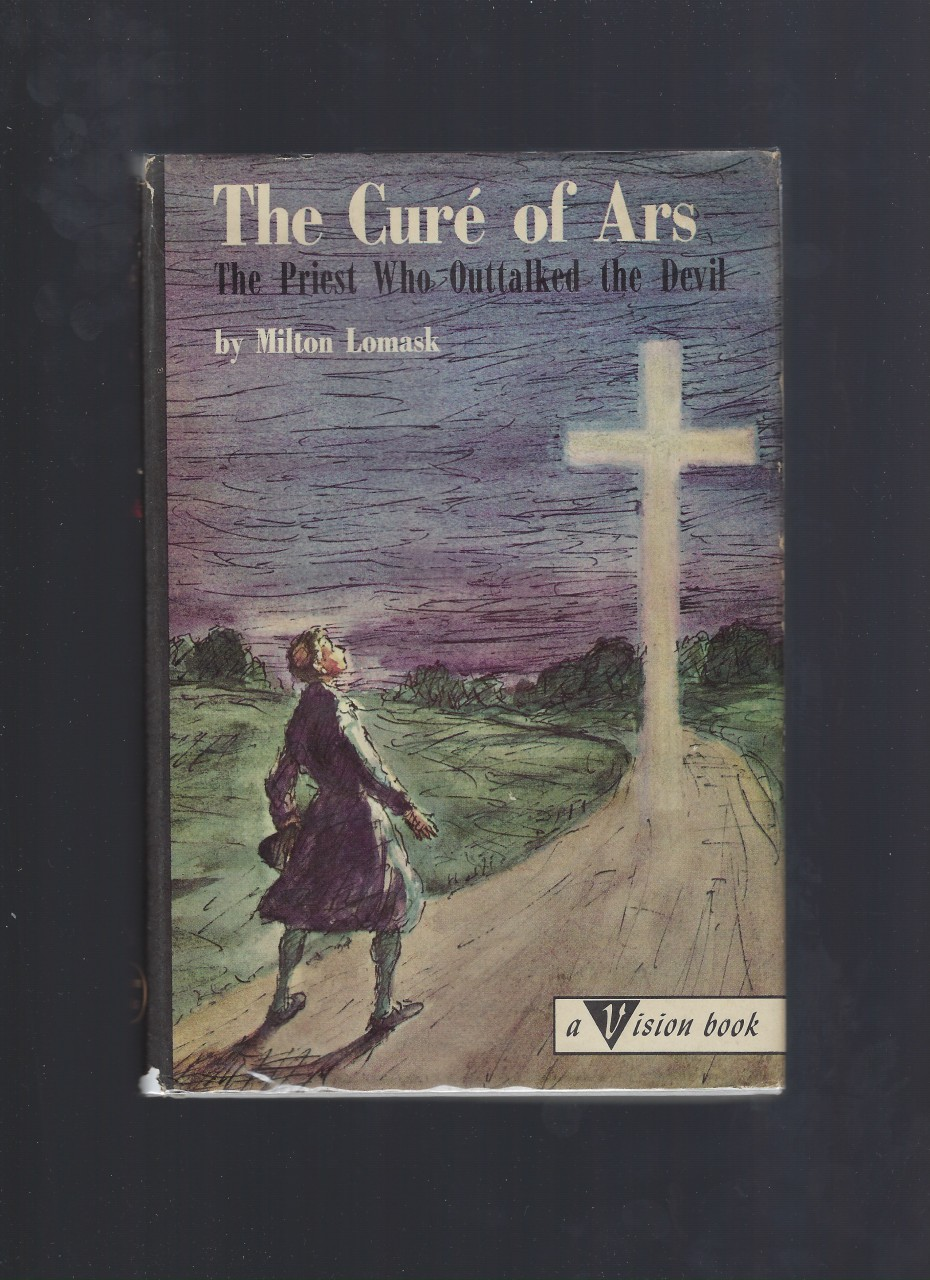 Image for The Cure of Ars The Priest Who Outtalked the Devil #36 Vision Catholic HB/DJ