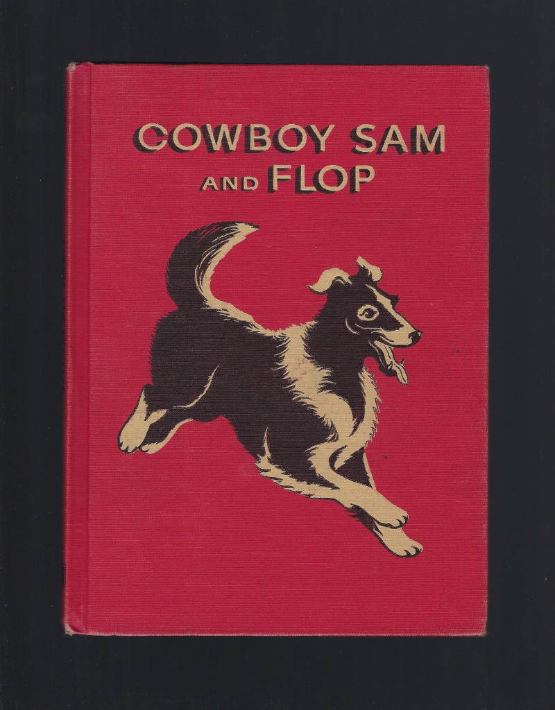 Image for Cowboy Sam and Flop Reader (1958)
