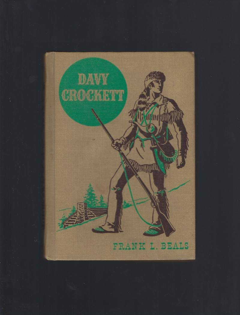Image for Davy Crockett (The American Adventure Series) 1941