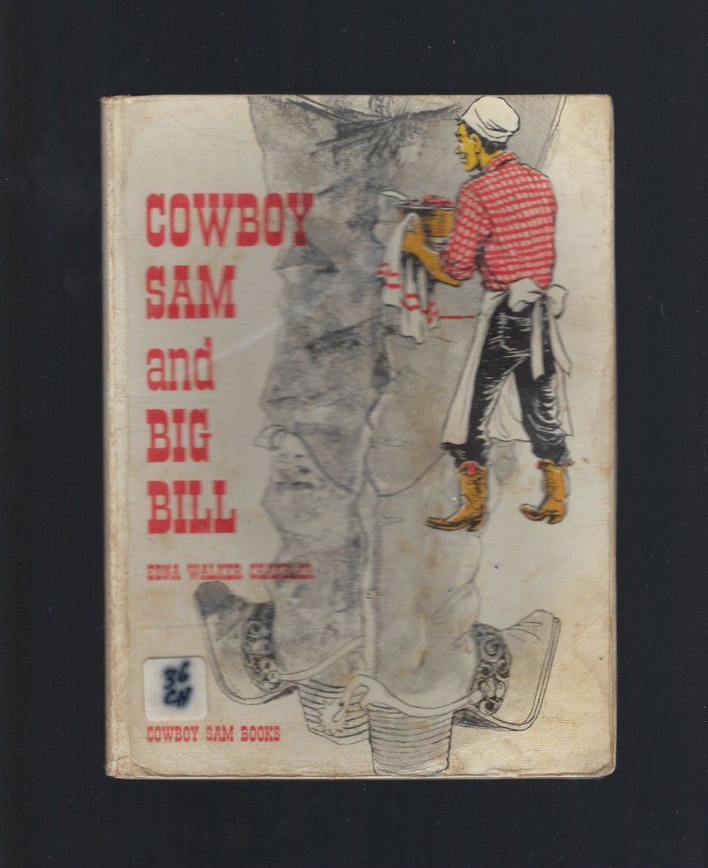 Image for Cowboy Sam and Big Bill Reader Softcover from Australia
