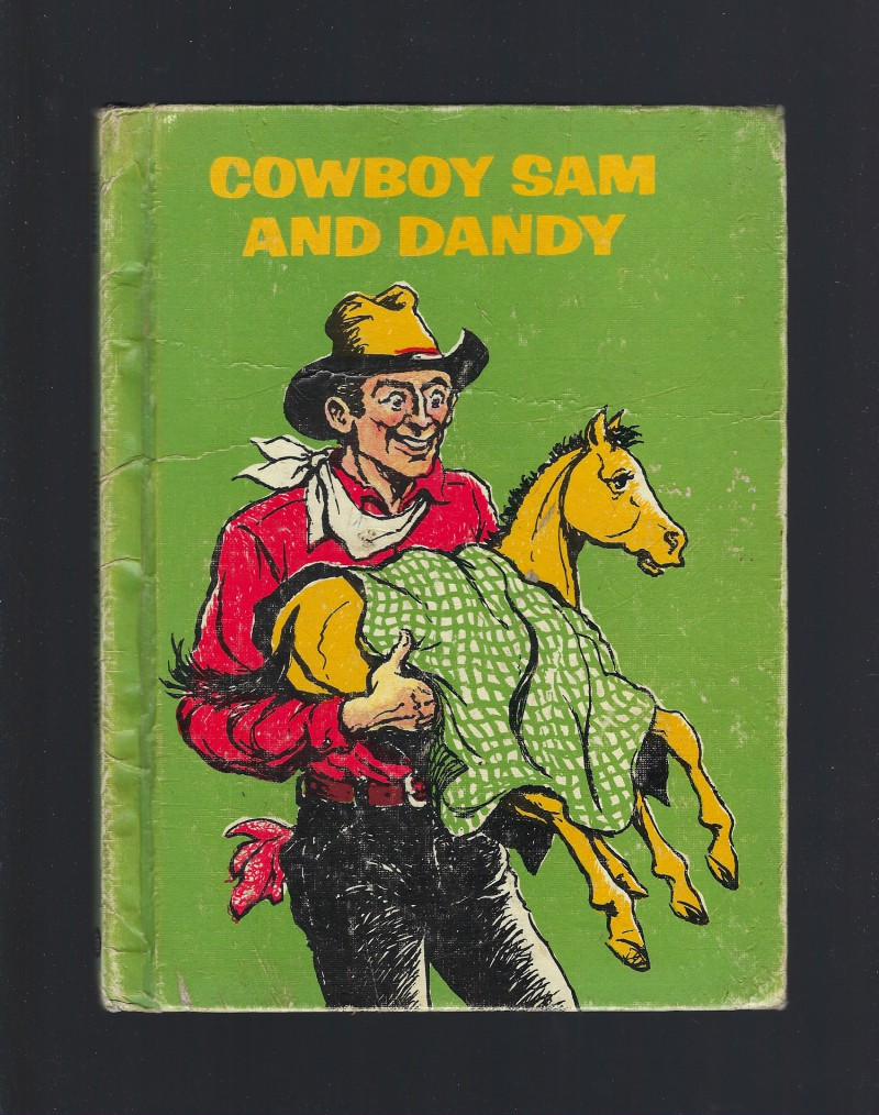 Image for Cowboy Sam and Dandy Reader 1975