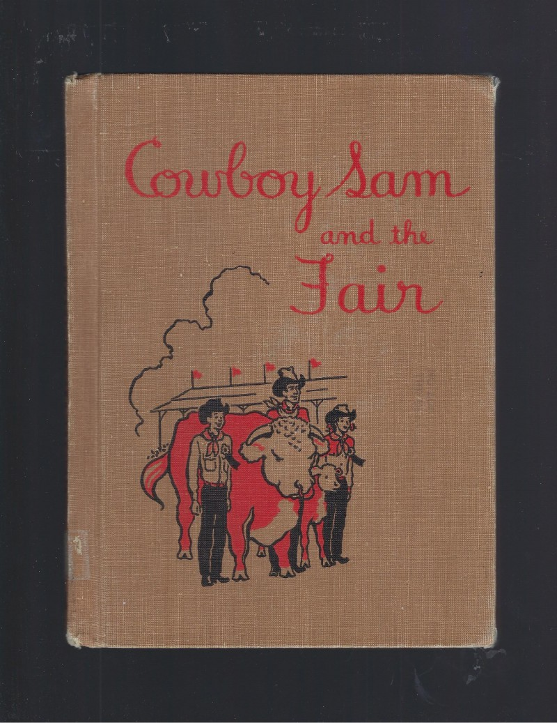 Image for Cowboy Sam and the Fair 1961 First Edition