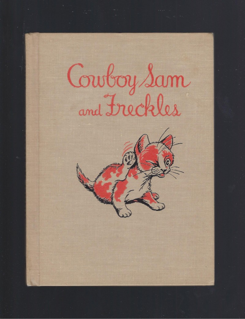 Image for Cowboy Sam and Freckles 1960