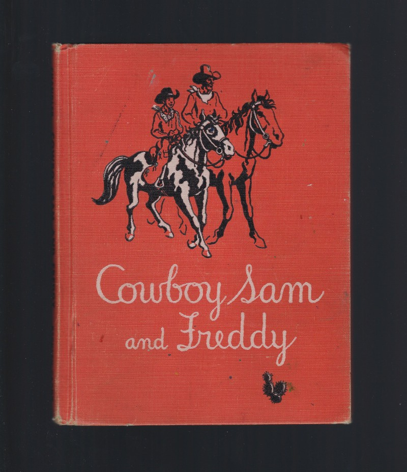 Image for Cowboy Sam and Freddy First Edition 1951
