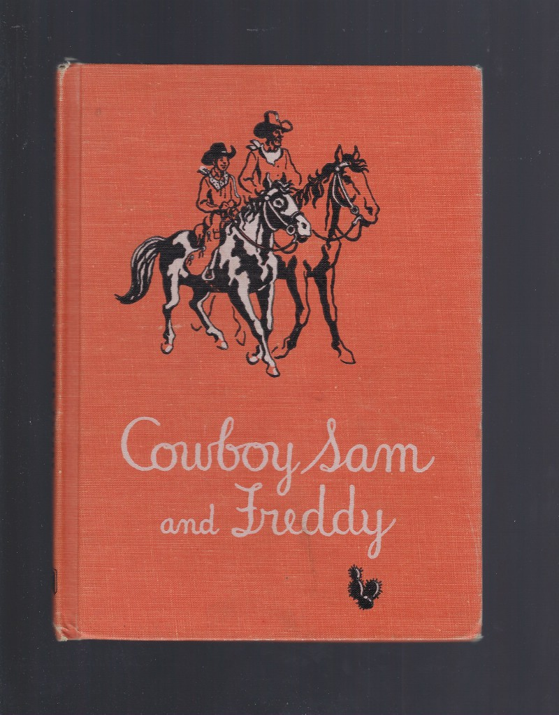 Image for Cowboy Sam and Freddy 1959