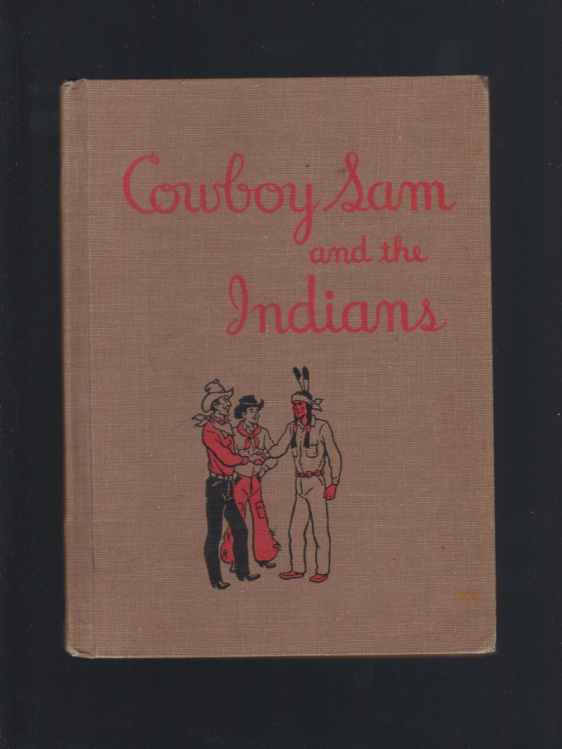 Image for Cowboy Sam and the Indians 1962