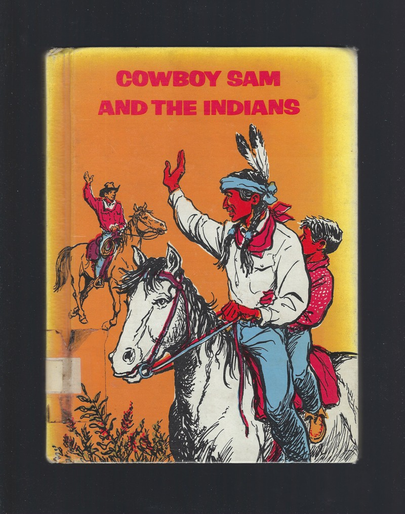 Image for Cowboy Sam and the Indians 1971