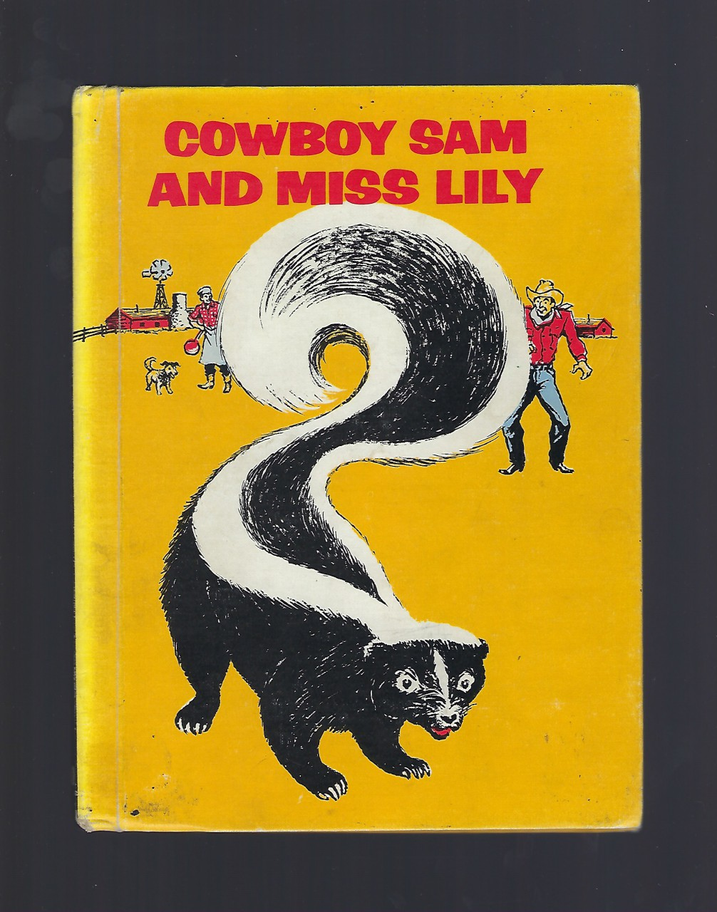 Image for Cowboy Sam and Miss Lily 1971