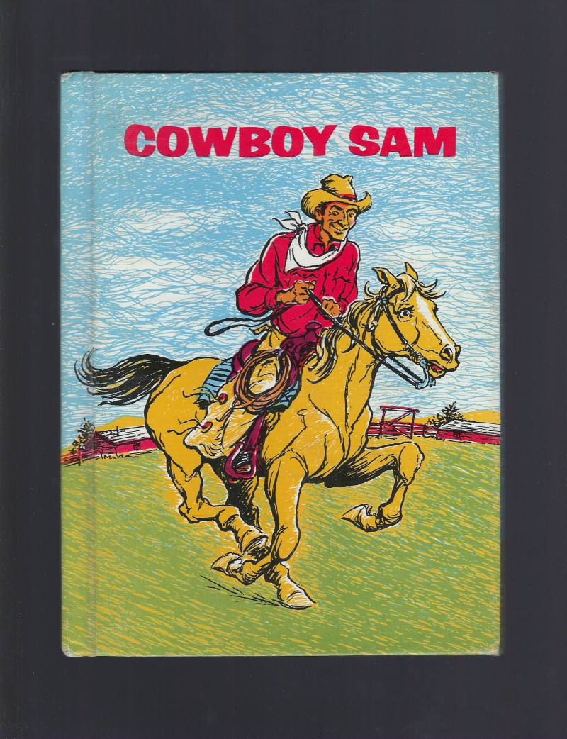 Image for Cowboy Sam Reader 1971 (First in Series)