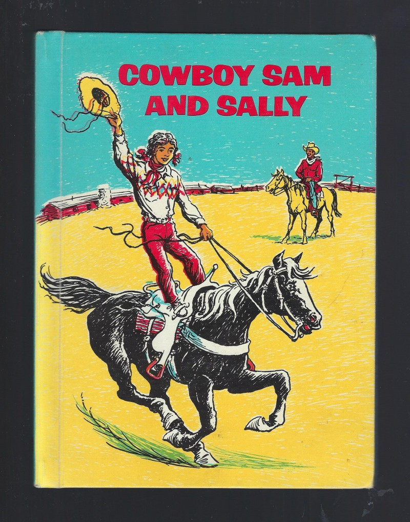 Image for Cowboy Sam and Sally Reader 1971