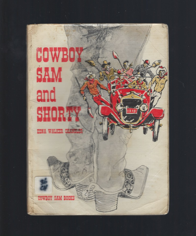 Image for Cowboy Sam and Shorty Reader Softcover from Australia