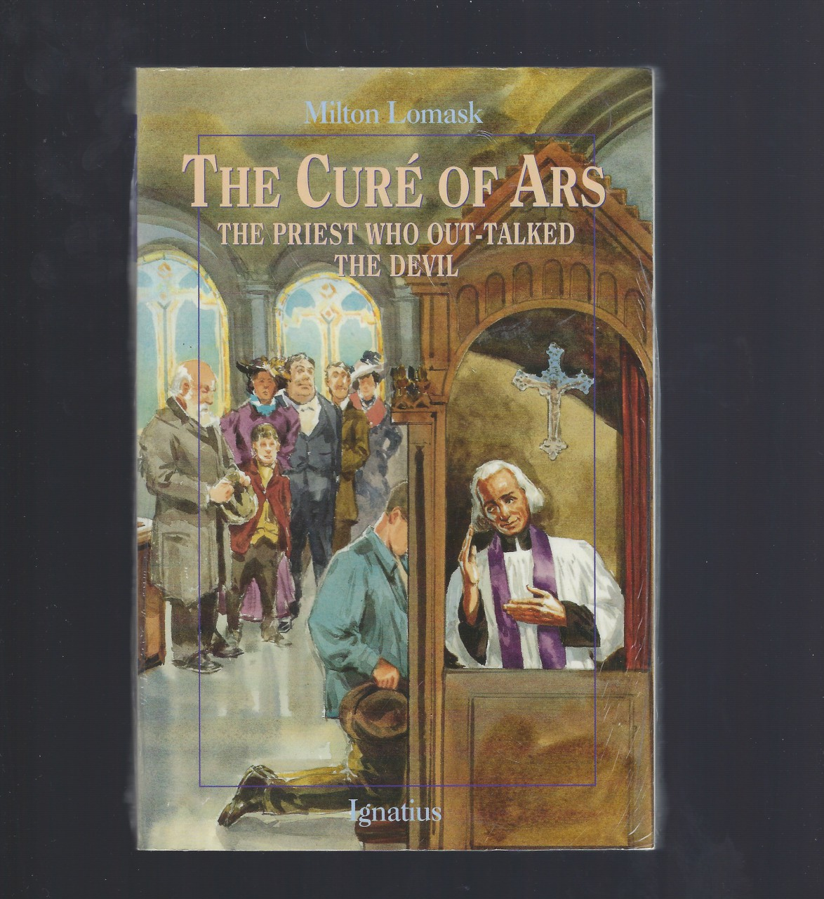 Image for The Cure of Ars: The Priest Who Out-Talked the Devil Vision Book