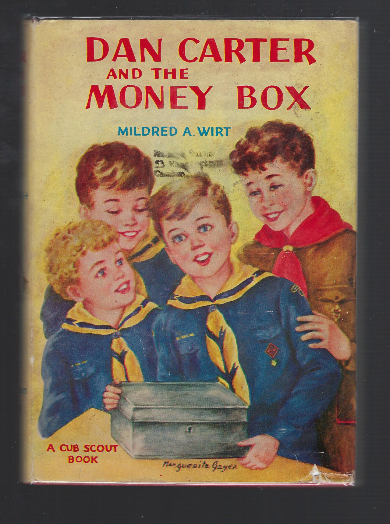 Image for Dan Carter and the Money Box #3 HB/DJ Mildred Wirt Nancy Drew Author