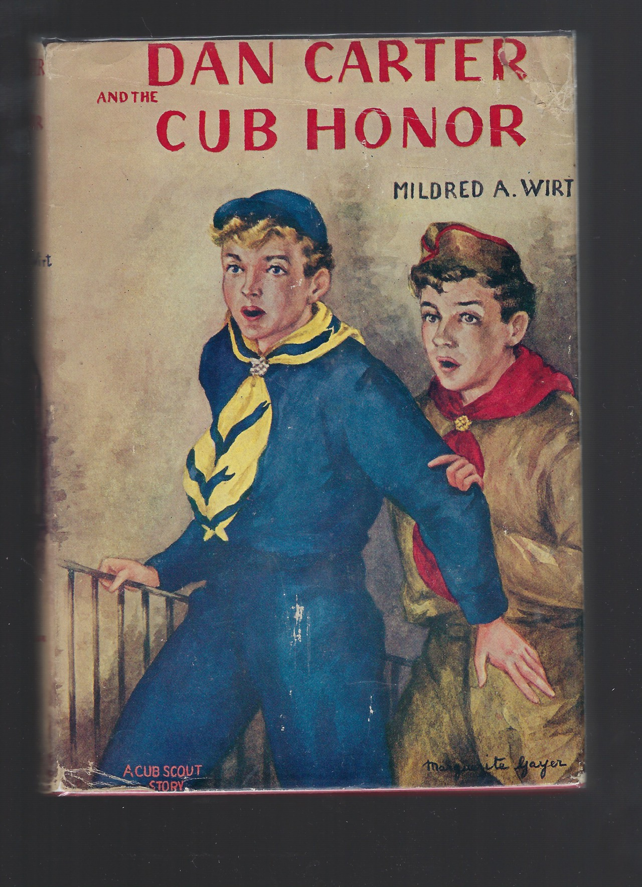 Image for Dan Carter and the Cub Honor #6 HB/DJ Mildred Wirt Nancy Drew Author