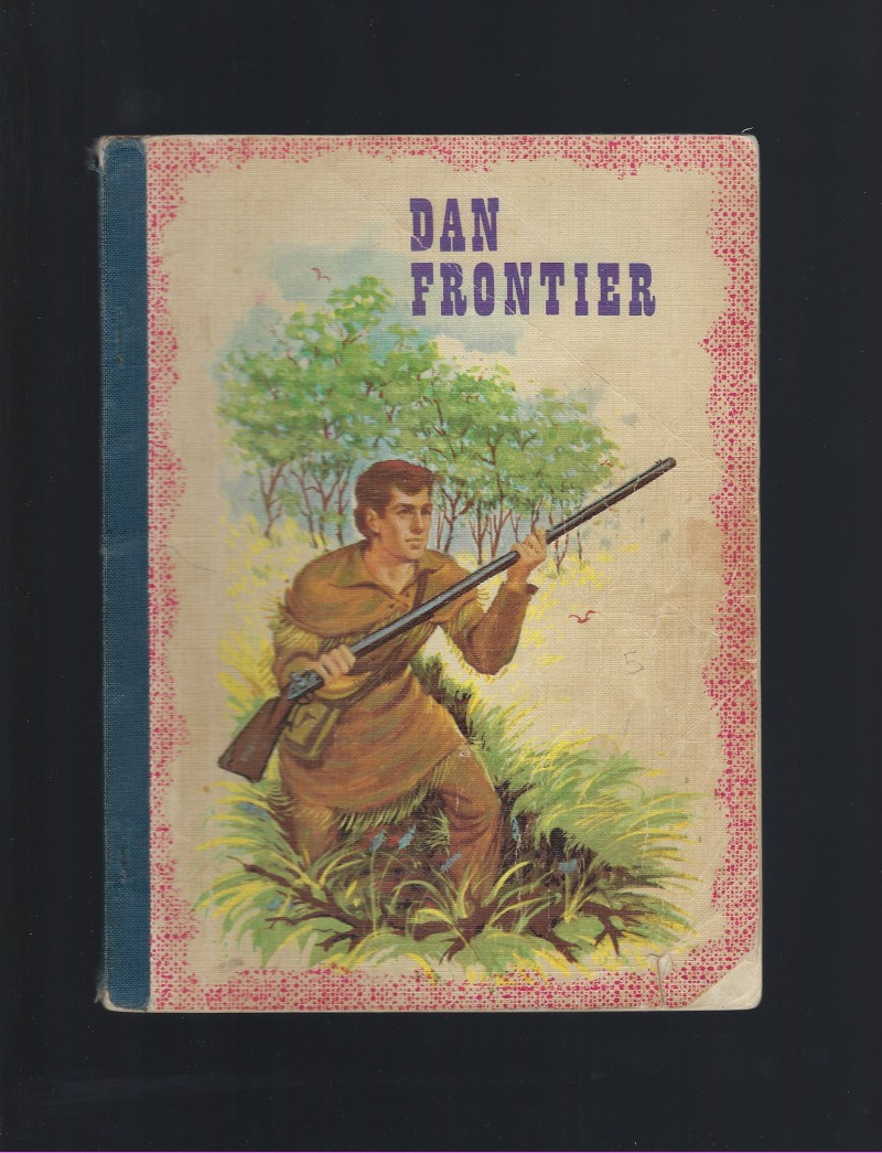 Image for Dan Frontier Reader 1966 Softcover (First in Series)