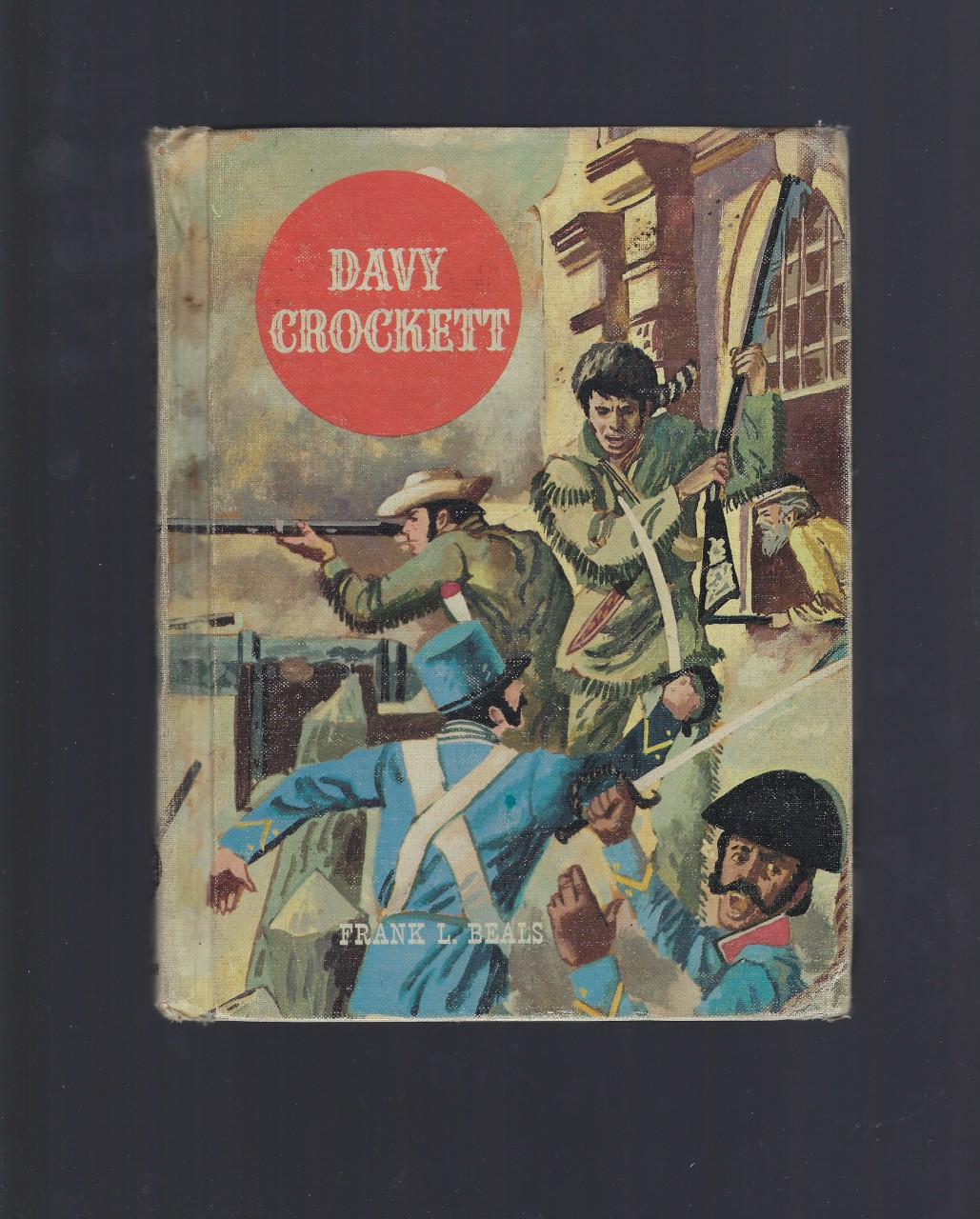 Image for Davy Crockett American Adventure Series 1960