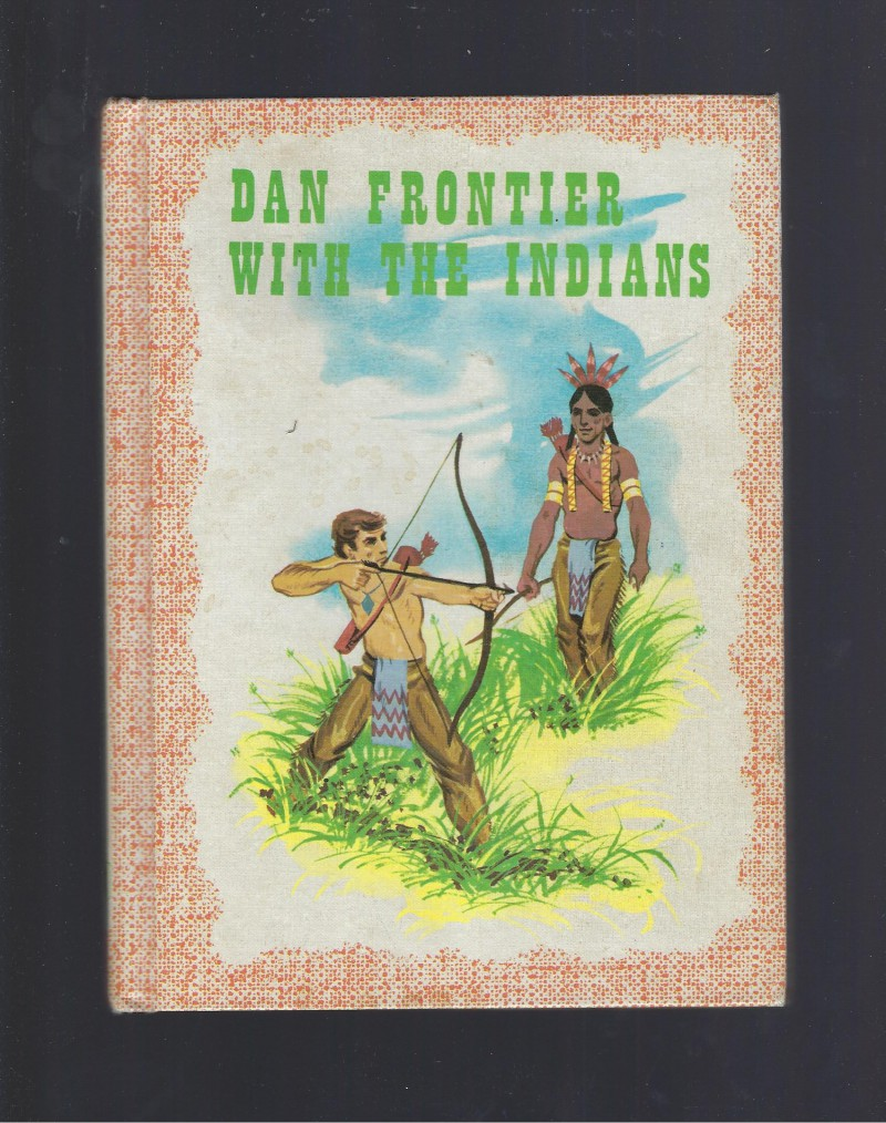 Image for Dan Frontier with the Indians 1971
