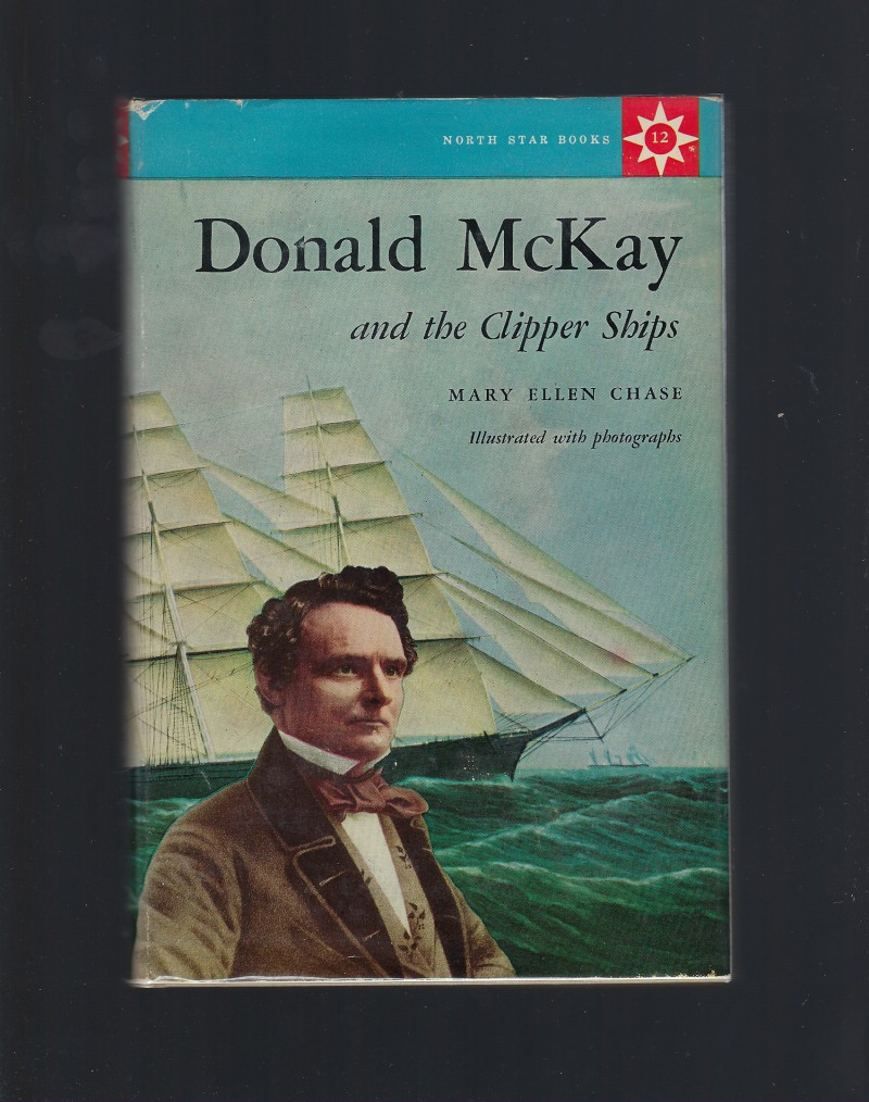 Image for Donald McKay and the Clipper Ships #12 North Star Series HB/DJ