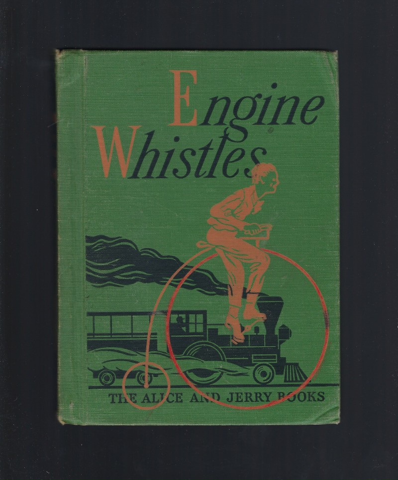 Image for Engine Whistles (Alice and Jerry Readers) 1953